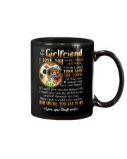 Turn Back The Clock See Yourself Through Eyes Mug front