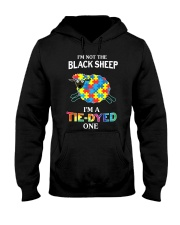 Autism tie-dyed one Hooded Sweatshirt thumbnail