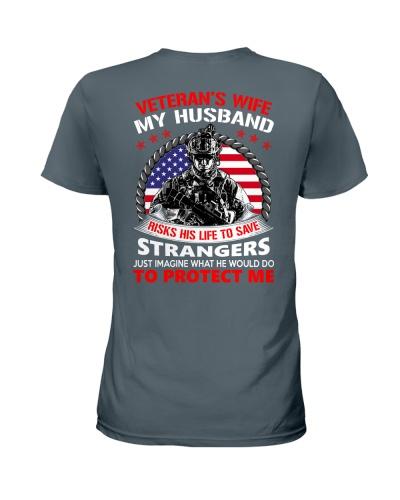 Veteran 's Wife Shirt