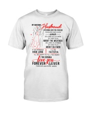 Gonna Love You Husband Classic T-Shirt thumbnail