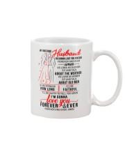 Gonna Love You Husband Mug front