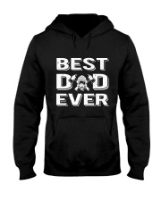 Best Firefighter Dad Ever  Hooded Sweatshirt thumbnail