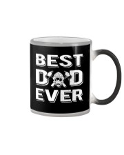 Best Firefighter Dad Ever  Color Changing Mug thumbnail