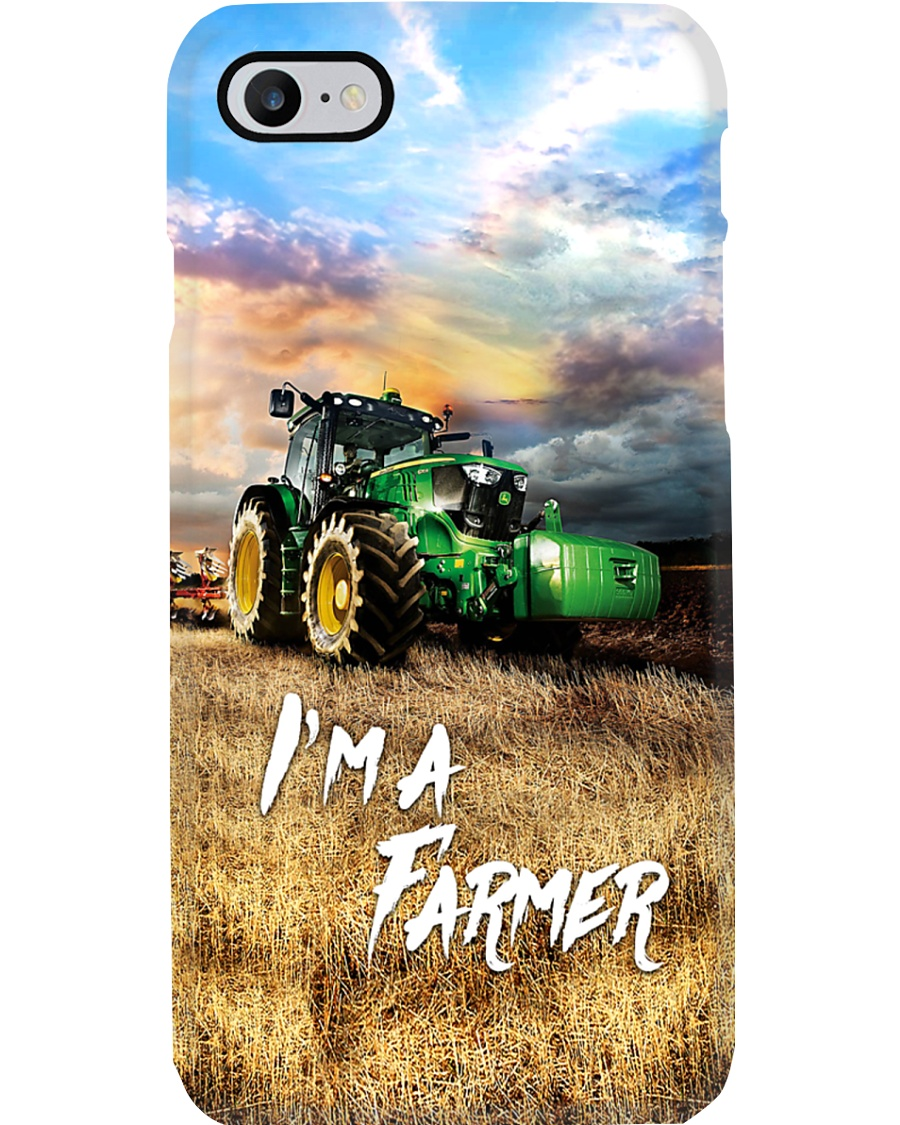 I'm a farmer Phone Case