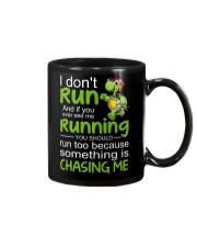Turtle I Don't Run Mug thumbnail