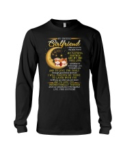 Cat Faithful Partner True Love Girlfriend Long Sleeve Tee thumbnail