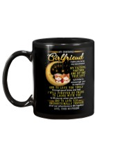 Cat Faithful Partner True Love Girlfriend Mug back