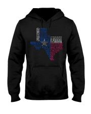 Amarillo By Morning By GS Hooded Sweatshirt thumbnail