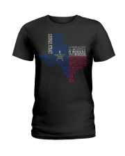 Amarillo By Morning By GS Ladies T-Shirt thumbnail