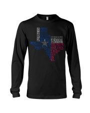 Amarillo By Morning By GS Long Sleeve Tee thumbnail
