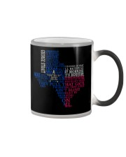 Amarillo By Morning By GS Color Changing Mug thumbnail