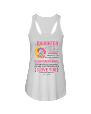 Unicorn Daughter Mom Clock Ability Moon Ladies Flowy Tank thumbnail