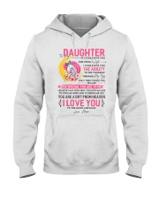 Unicorn Daughter Mom Clock Ability Moon Hooded Sweatshirt thumbnail
