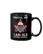Freemason Careful Boy Mug thumbnail