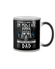 Proud Dad Viking Color Changing Mug thumbnail