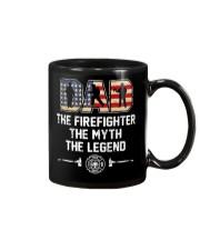 Firefighter Myth Legend  Mug tile