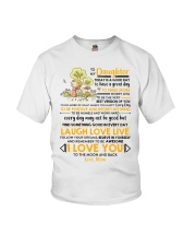 Family Daughter Mom Today Is A Good Day  Youth T-Shirt thumbnail