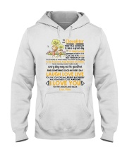 Family Daughter Mom Today Is A Good Day  Hooded Sweatshirt thumbnail