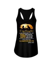 Always Remember Fishing Daughter Mug Ladies Flowy Tank thumbnail
