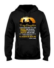 Always Remember Fishing Daughter Mug Hooded Sweatshirt thumbnail