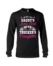I'm trucker's daughter shirt Long Sleeve Tee thumbnail