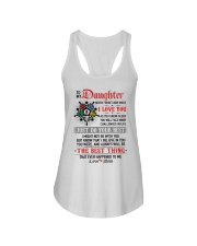 Daughter  I Might Not Be With You The Best Thing Ladies Flowy Tank thumbnail