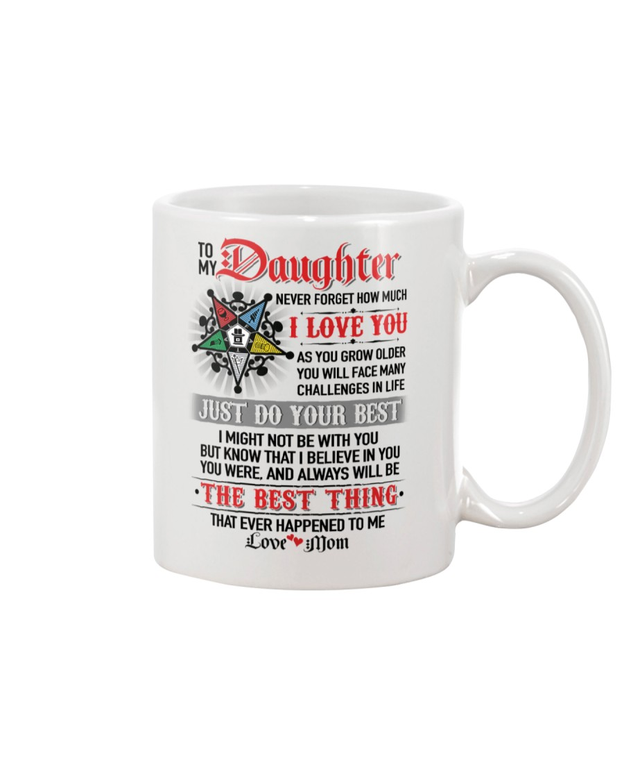 Daughter  I Might Not Be With You The Best Thing Mug