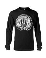 Hiking Life is meant  Long Sleeve Tee thumbnail