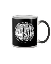 Hiking Life is meant  Color Changing Mug thumbnail