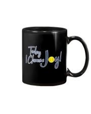 Softball today I choose joy  Mug thumbnail