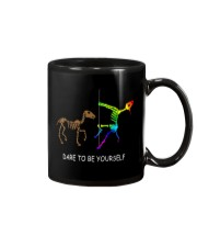 Unicorn Dare To Be Yourself Tshirt Mug thumbnail
