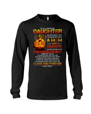 Firefighter The Bond Between Daughter Mom Long Sleeve Tee thumbnail