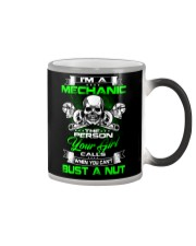 I'm a mechanic Color Changing Mug thumbnail
