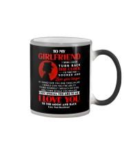 Veteran Girlfriend Clock Ability Moon Color Changing Mug thumbnail