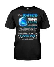 Bird Boyfriend Clock Ability Moon Classic T-Shirt thumbnail