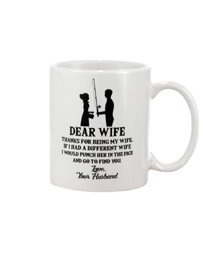 Fishing Dear Wife