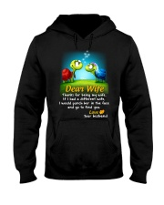 Turtles Thanks For Being My Wife Mug Hooded Sweatshirt thumbnail
