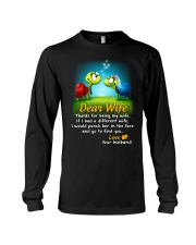 Turtles Thanks For Being My Wife Mug Long Sleeve Tee thumbnail