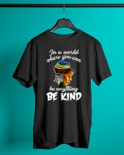Freemason Be Kind Classic T-Shirt lifestyle-mens-crewneck-front-3