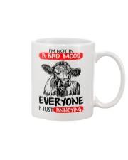 Farmer heifer bad mood  Mug thumbnail