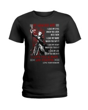 Wife Love My Life You Are In It Viking Ladies T-Shirt thumbnail