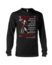 Wife Love My Life You Are In It Viking Long Sleeve Tee thumbnail