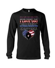 Veteran How Special You Are Mug Husband Long Sleeve Tee thumbnail