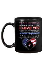 Veteran How Special You Are Mug Husband Mug back