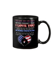 Veteran How Special You Are Mug Husband Mug front