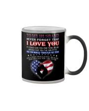 Veteran How Special You Are Mug Husband Color Changing Mug thumbnail