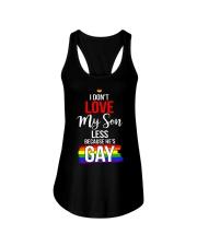 Proud Gay Mom Ladies Flowy Tank thumbnail