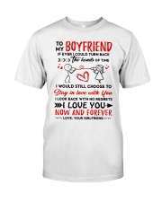 Hands Of Times Boyfriend Classic T-Shirt thumbnail