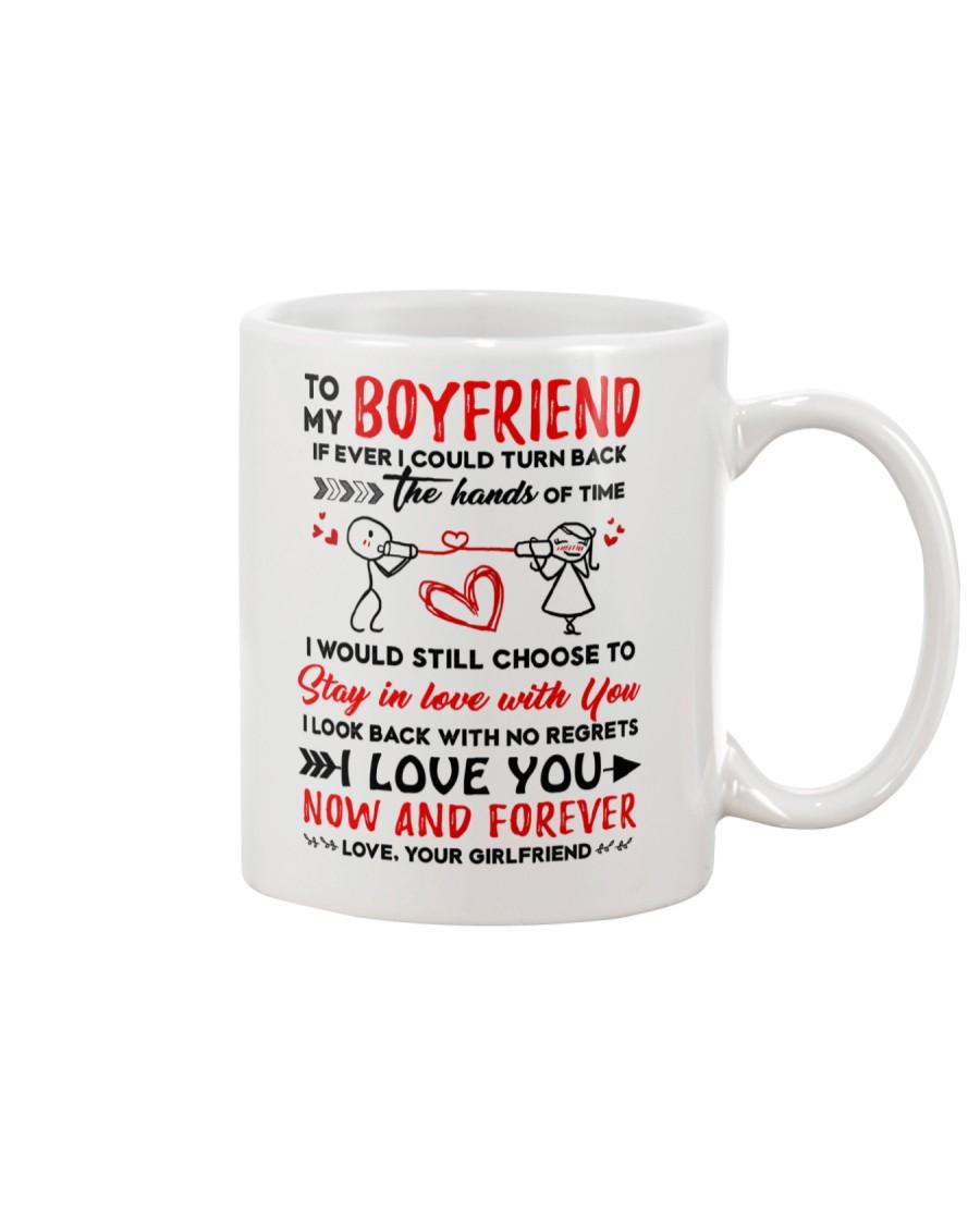 Hands Of Times Boyfriend Mug