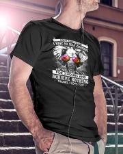 Don't Talk To Me Elephant Classic T-Shirt lifestyle-mens-crewneck-front-5